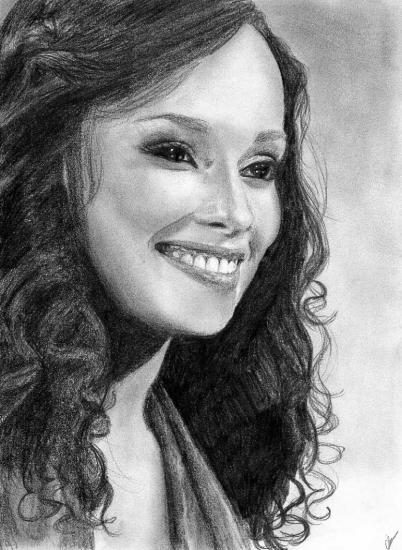 Alicia Keys por Klemmapuce